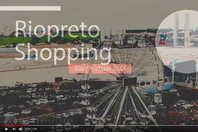 Vídeo Publicitário Riopreto Shopping Center