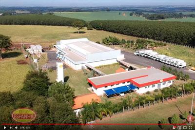 Frigo Espanha frigorífico vídeo com osmo e drone em Rio Preto